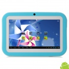 "SW KIDS-M16 7"" Android 4.1 Tablet PC w/ 512MB RAM / 8GB ROM for Kids - Light Blue"
