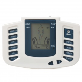 JR-309A Electrical Stimulator Full Body Relax Muscle Therapy Massager
