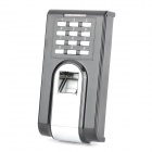 CM236 Fingerprint Biometric Security Door Access Control Machine - Black (12V)