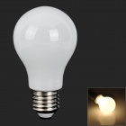 E27 5W 500lm 3500K 40-2835 SMD Warm White Light Bulb - Weiß