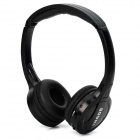 IN608 Wireless Hi-Fi Stereo Headphone w/ FM Radio for CD, DVD, PC (3.5mm Plug)