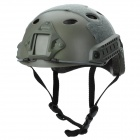SW3888 tactique Filed jeu de guerre Casque de moto - Gris