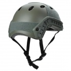 SW3888 Tactical Filed War Game Motorcycle Helmet - Grey