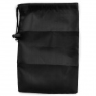 Gopro Hearo 3 / 2 / 1 / SJ4000 Accessory Nylon Storage Pouch - Black