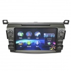 "LsqSTAR 8"" Android 4.0 Car DVD Player w/ GPS,TV,RDS,Bluetooth,PIP,SWC,Wi-Fi,3D-UI,Dual Zone for RAV4"