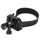 WHA1-L008A 360 Degree Rotatable Arm Strap Mount for Gopro - Black