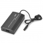XIANG ZHI Y-C-100W DC / AC Input Power Adapter w/ USB Output for HP, Acer, IBM - Black (EU Plug)