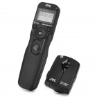JYC TC-N2 1Wireless Timer Remote Control Shutter Release for Nikon D5100 - Black