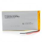 "HBT3555102 Universal 3.7V 2200mAh Built-in Battery for 7"" / 8"" / 9"" / 10"" / 10.1"" Tablet PC - Silver"