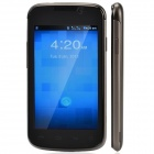 "BML D5 / E21 Android 4.2 GSM Bar Phone w/ 4.0"" Capacitive Screen, Dual Network Standby - Grey"