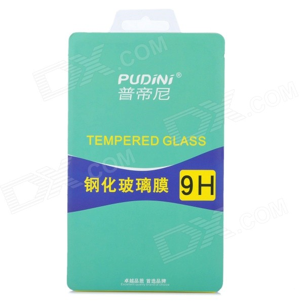 NF040 Toughened Glass Screen Protector Film for Iphone 4 / 4s - Transparent
