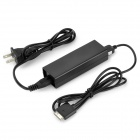 AC Power Adapter w/ USB Cable for PSP GO - Black (100~240V / US Plug)