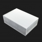 Jtron Electronic Radiator / High Power Heatsink / Close Pitch - Silver (100 x 69 x 36mm)
