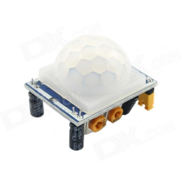 Jtron HC-SR501 Human Infrared Sensor Module - Blue edge finder in order to accurately determine the location of the center of a detection tool workpiece touch point sensor for cnc