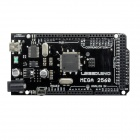 ChuangZhuo Mega 2560 R3 ATmega2560-16AU Board + USB Cable for Arduino - Black