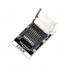 TF Card to SD Card Adapter for Raspberry Pi - Black