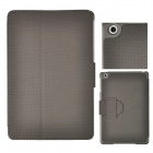 Angibabe Protective PU Leather Case Cover Stand w/ Auto Sleep for Retina Ipad MINI - Grey