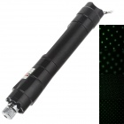 ZY-501 5mW 532nm Starry Sky Green Laser Pointer w/ Charger - Black