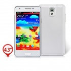 "Star F9002 mini Note 3 Dual Core Android 4.2 Dual Core 3G Smartphone w/ 4.3"" IPS - White"