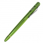 LAIX Q1-G Tungsten Steel Head Outdoor Self-Defense EDC Tactical Black Ink Pen - Green