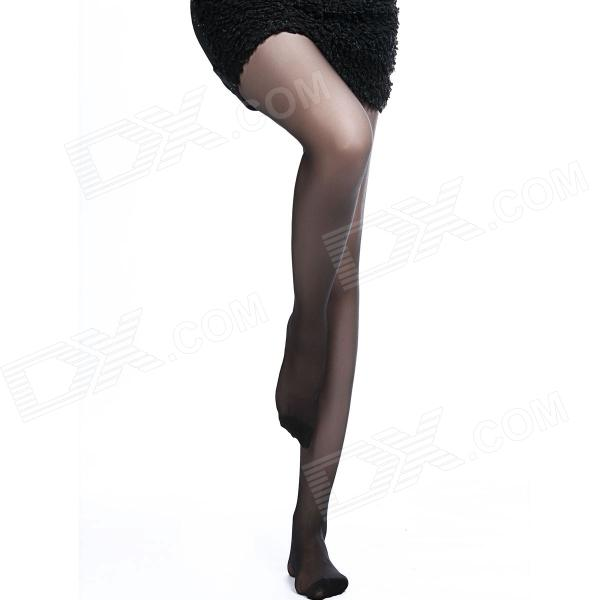 ZHIBUREN T13008 Autumn and Winter Warm Free Shear Ravelling Pantyhose - Black tomas stern настенные часы tomas stern ts 9043 коллекция настенные часы