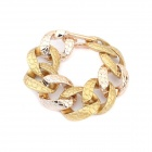 Euramerican All-Gleiches Simple Style Armband - Golden