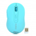 RF-6050 Gaming 2.4Ghz Wireless 2800dpi Optical Mouse - Blue