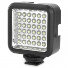 WanSen W36 4W 160lm 5600K 36-LED Video Camera Light for Canon / Nikon - Black