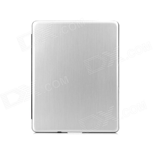 F4 Super Thin Aluminum Alloy Backlit Wireless Bluetooth V3.0 78-key Keyboard for Ipad 2 / 3 / 4