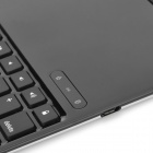Super Thin Aluminum Alloy Backlit Wireless Bluetooth V3.0 78-key Keyboard for Ipad 2 / 3 / 4