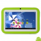 "SW KIDS-M16 7"" Android 4.1 Tablet PC w/ 512MB RAM / 8GB ROM for Kids - Green"