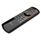 RKM(rikomagic) MK705 2.4GHz Wireless 44-Key Air Mouse / Keyboard / IR Remote Controller - Black