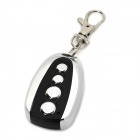 ZnDiy-BRY A009 Mini Car Alarm System Remote Controller - Black + Silver + Multi-Colored