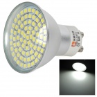 LeXing 4W 320lm GU10 80-LED Neutral White Light Spotlight (220~240V)