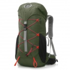 Locallion H-012 Outdoor Sports Multifunction Nylon Backpack Bag - Army Green