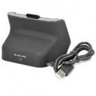 S-What Charging & Data Sync Station for Samsung Note 3 - Black