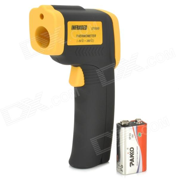 "DT-8380 1.3"" Screen Handheld Infrared Thermometer"