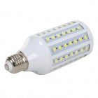 Zweihnder E27 15W 1200lm 86-SMD 5050 LED White Light Bulb (220 ~ 240V)