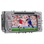 "Joyous J-8618MX 7"" Car DVD Player w/ GPS Navigation, Analog TV, Radio, RDS for 2008~2011 Ford Focus"