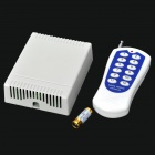 DDR5 12V 12-Channel interruptor remoto w / High Power Remote Controller