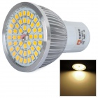 LeXing 6.5W 550lm MR16 G5.3 48-SMD 2835 LED Warm White Light Spotlight (AC 85~265V)