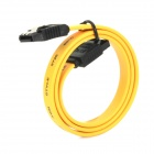 SATA 2.0 SATA II Data Connecting Cable - Yellow (45cm)