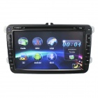 "LsqSTAR 8"" Android 4.0 Car DVD Player w/ GPS,TV,RDS,PIP,SWC,Wifi,Can Bus,3D UI for Volkswagen series"