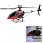 8939 2.4GHz 4-CH Radio Control R/C Helicopter w/ Gyroscope - Red