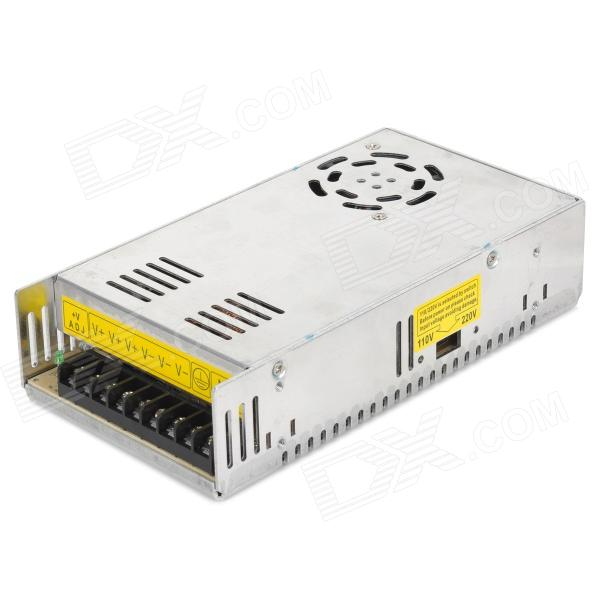 Y-12-33 12V 33A 396W LED Switch Power Supply Adapter - Silver 220v to 12v 400w 33a switching power supply dc power adapter monitor power supply