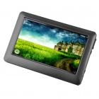 "1080p 4.3 ""HD Screen-MP5-Player w / TV-Out - Schwarz (16GB)"