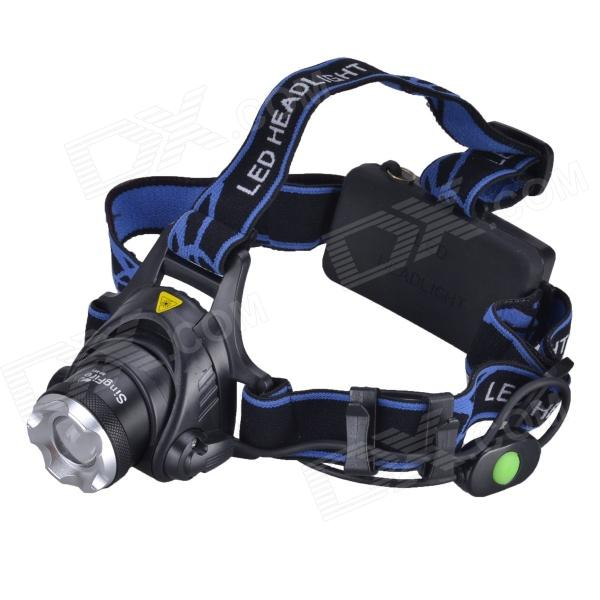 SingFire SF-551 3-Mode 750lm White Zooming LED Headlight (2 x 18650) singfire sf 558g 200lm 4 mode white green led zooming headlight 2 x 18650