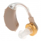 V-168 Wireless Behind the Ear Hearing Aids - Light Brown