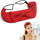 LOOF High Quality Over Size Giant Barrette Hair Clips Decoration Hairpin - Red