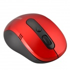 Rapoo 7100 2.4GHz Wireless Optical Mouse - Red + Black